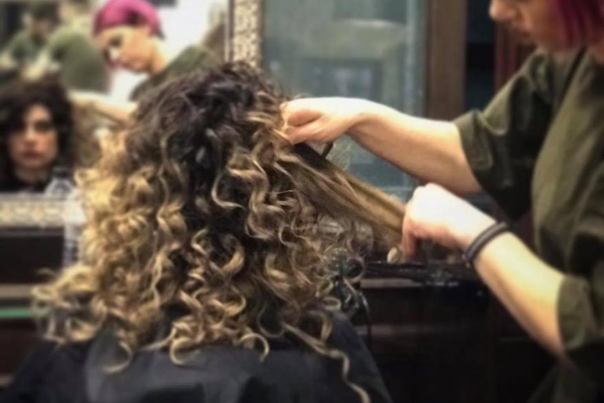 Curly Σγουρό Όμπρε Μπούκλες